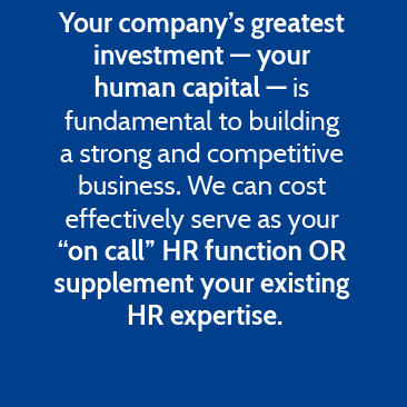 Your human capital