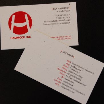 Do we still need business cards?